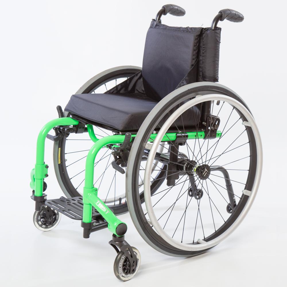 Tilite Twist Manual Paediatric Wheelchair - AC Mobility