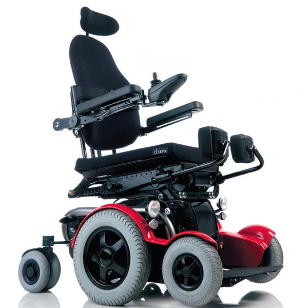 levo c3 power chair