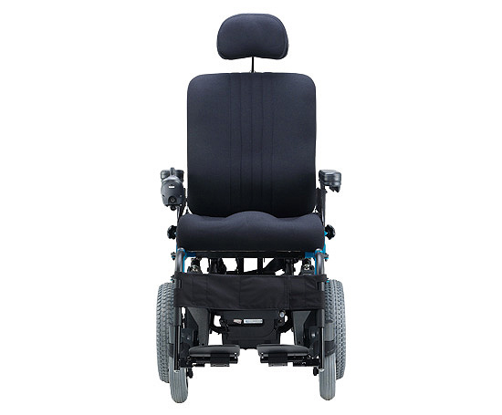 Atigra 1.1 power wheelchair front view