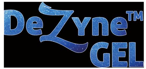 DeZyne Gel logo
