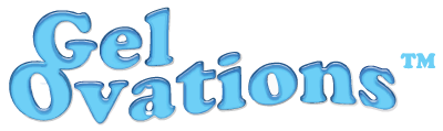 Gel ovations logo