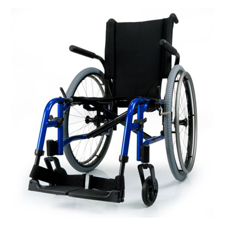 Quickie QXi manual wheelchair