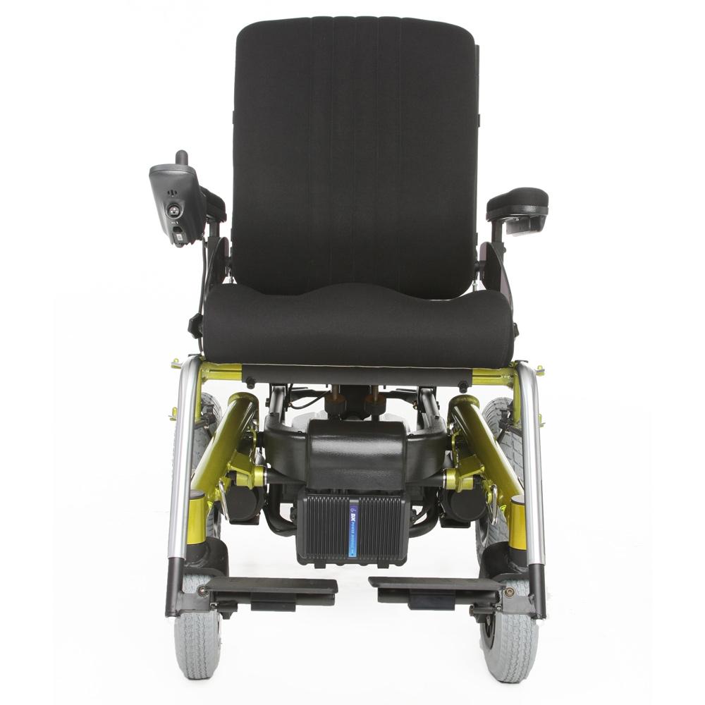 Traxx 2 rear wheel drive power wheelchair ac mobility for Handicap wheelchair