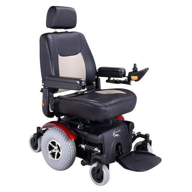Merits Power Wheelchairs Maverick 10 Marverick 12
