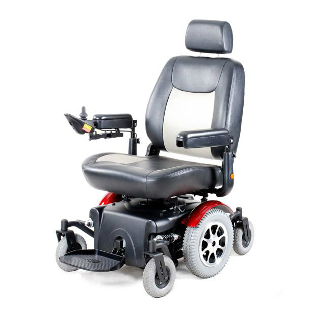 Merits Maverick 14 power wheelchair