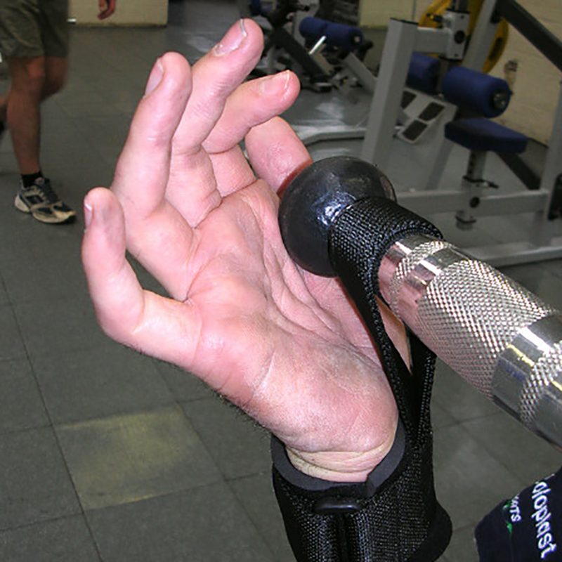Active hands looped exercise aids