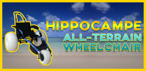 Why Use A Beach Wheelchair?