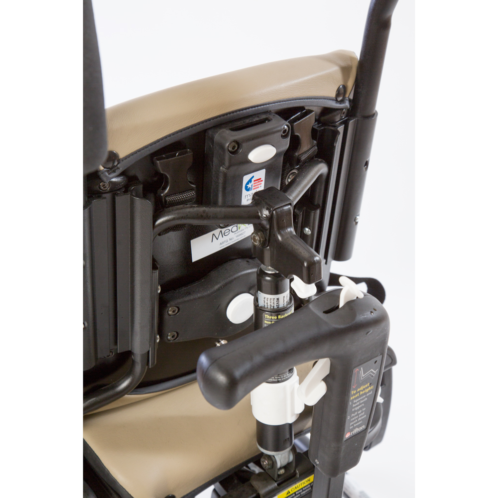 Rifton activity chair - back