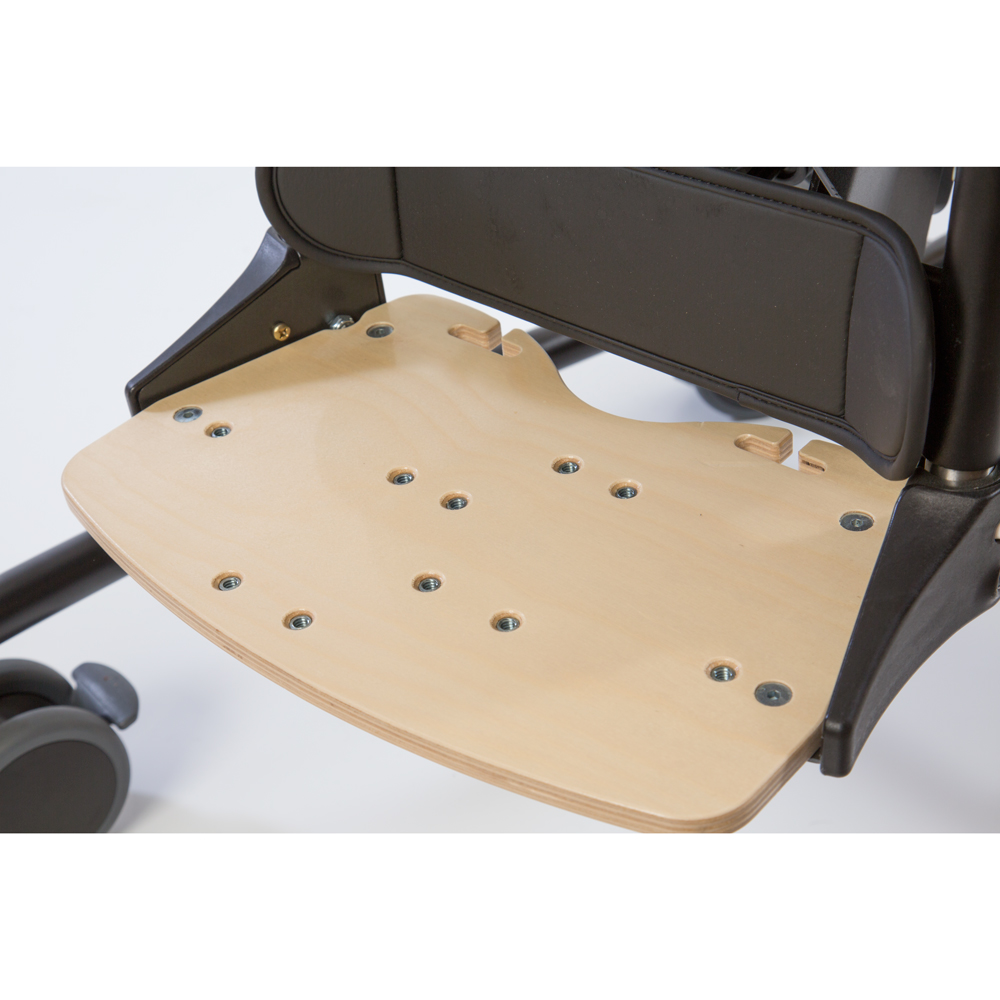Rifton activity chair - footplate