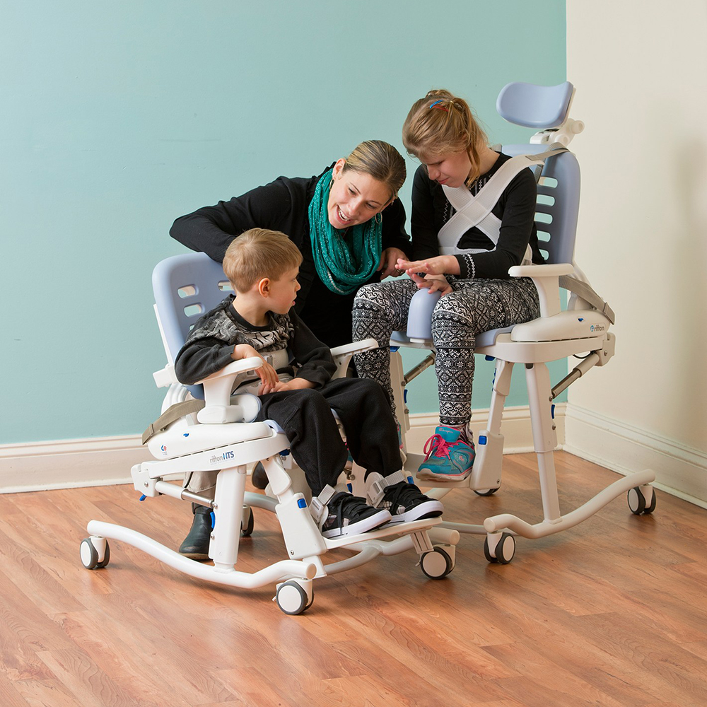 Home Exercise Equipment For Disabled: Rifton HTS Toileting System