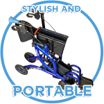Airgo-fusion-walker-wheelchair-stylish-portable