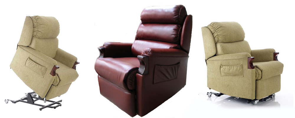 AC now stock Oscar lift chairs
