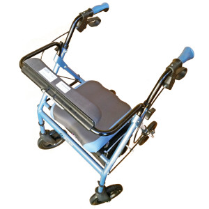 airgo-comfort-plus walking frame with wheels