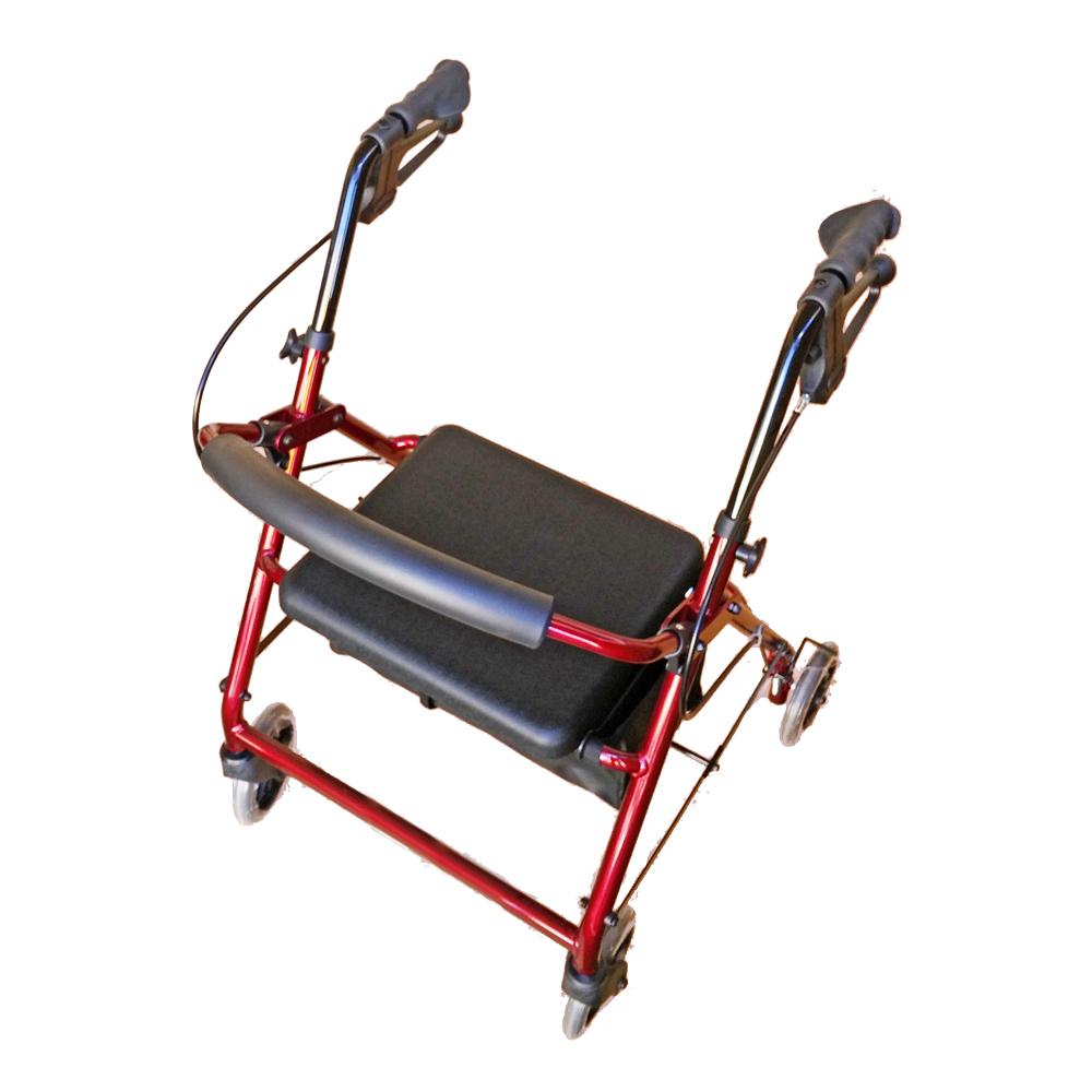 ellipse-petite-6 walking frame with wheels