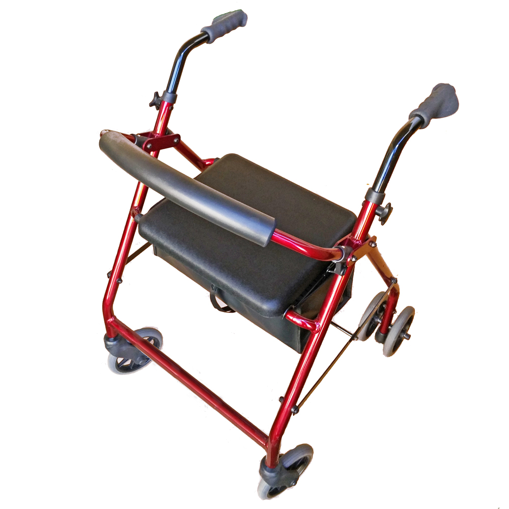 Wheeled walkers mobility walkers walking frames ac for Mobility walker