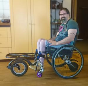 Jesse Donovan freewheel and smartdrive