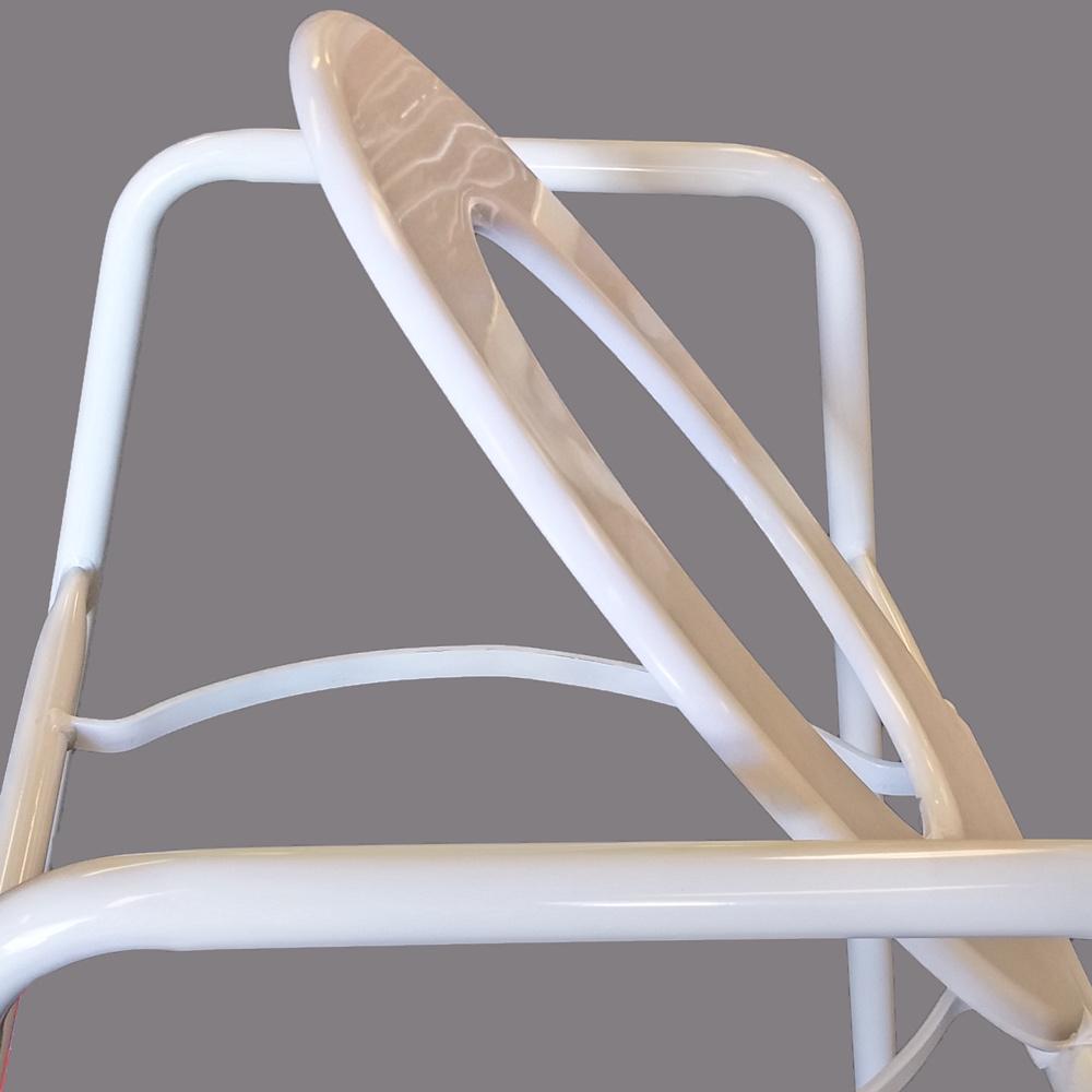 Over-toilet-frame-KCare-KA410Z-seat-raised
