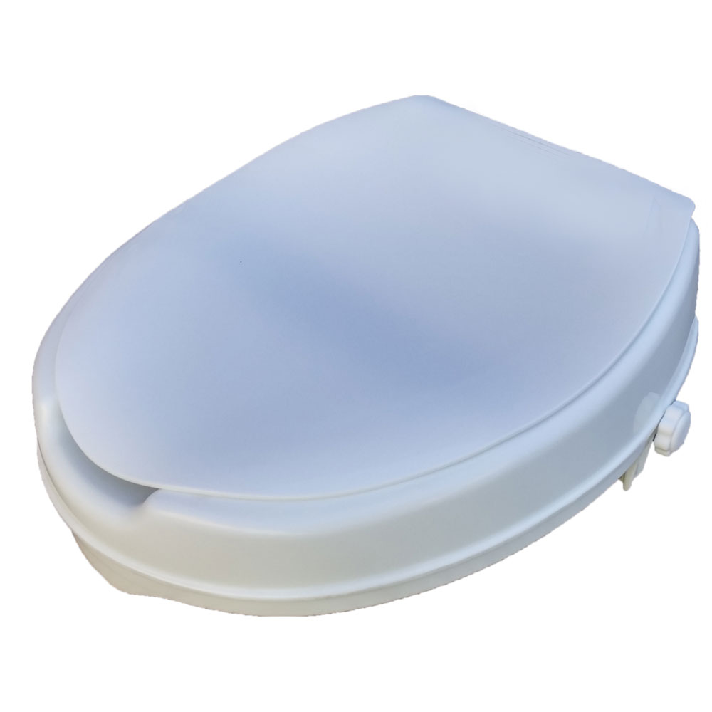 Toilet Seat Raiser With Or Without Lid Ac Mobility