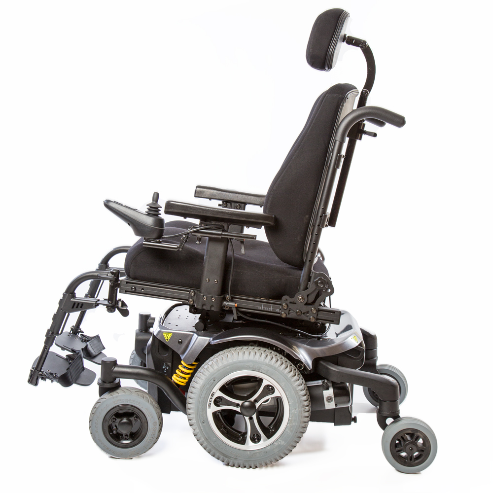 Electric wheelchairs power wheelchairs ac mobility for Handicap wheelchair