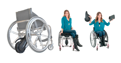 Smart Drive Wheelchair Power Assist Ac Mobility