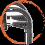 Traxx 3 vertical-legrest