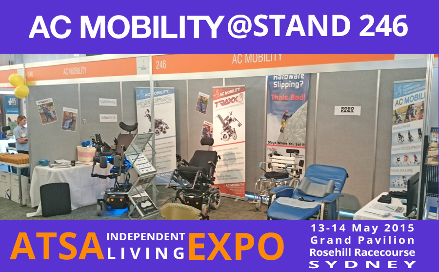 ATSA Independent Living Expo – Sydney