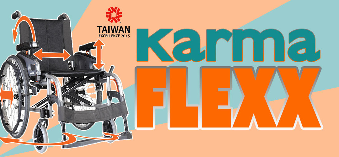 The Karma Flexx – the next best thing to a prescription chair!