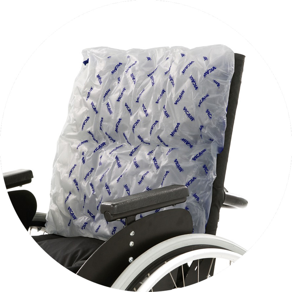 Vicair Cushions and Backrests - AC Mobility