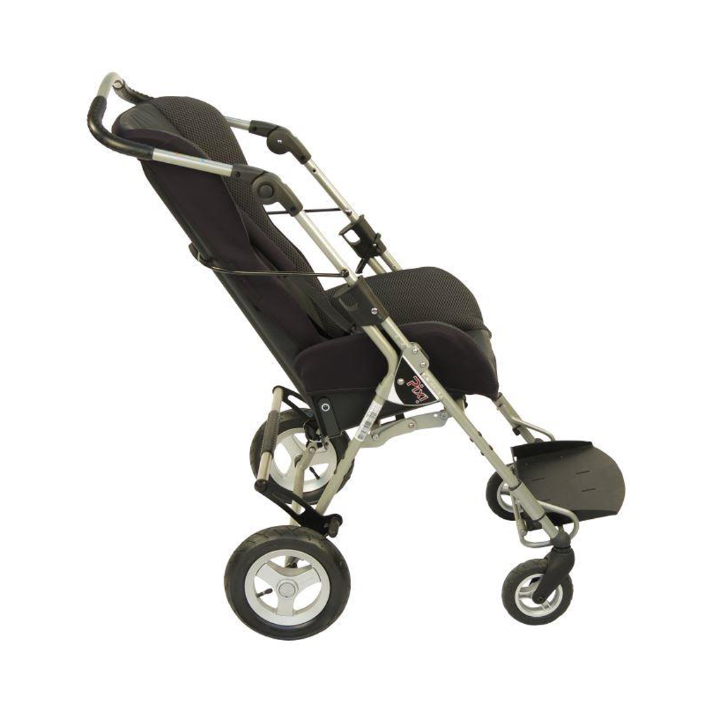 Pixi special needs stroller - side view