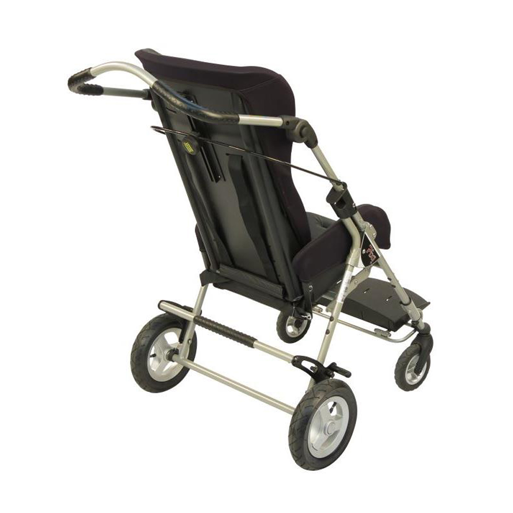 Pixi special needs stroller - rear view