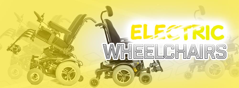 AC's Electric Wheelchair Range – Prescription Chairs