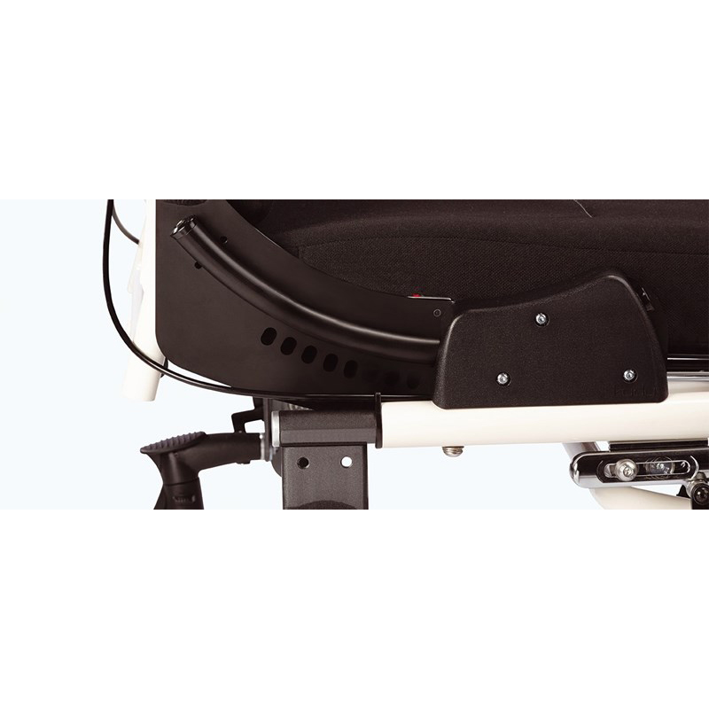 R82 Kudu wheelchair - adjust centre of gravity