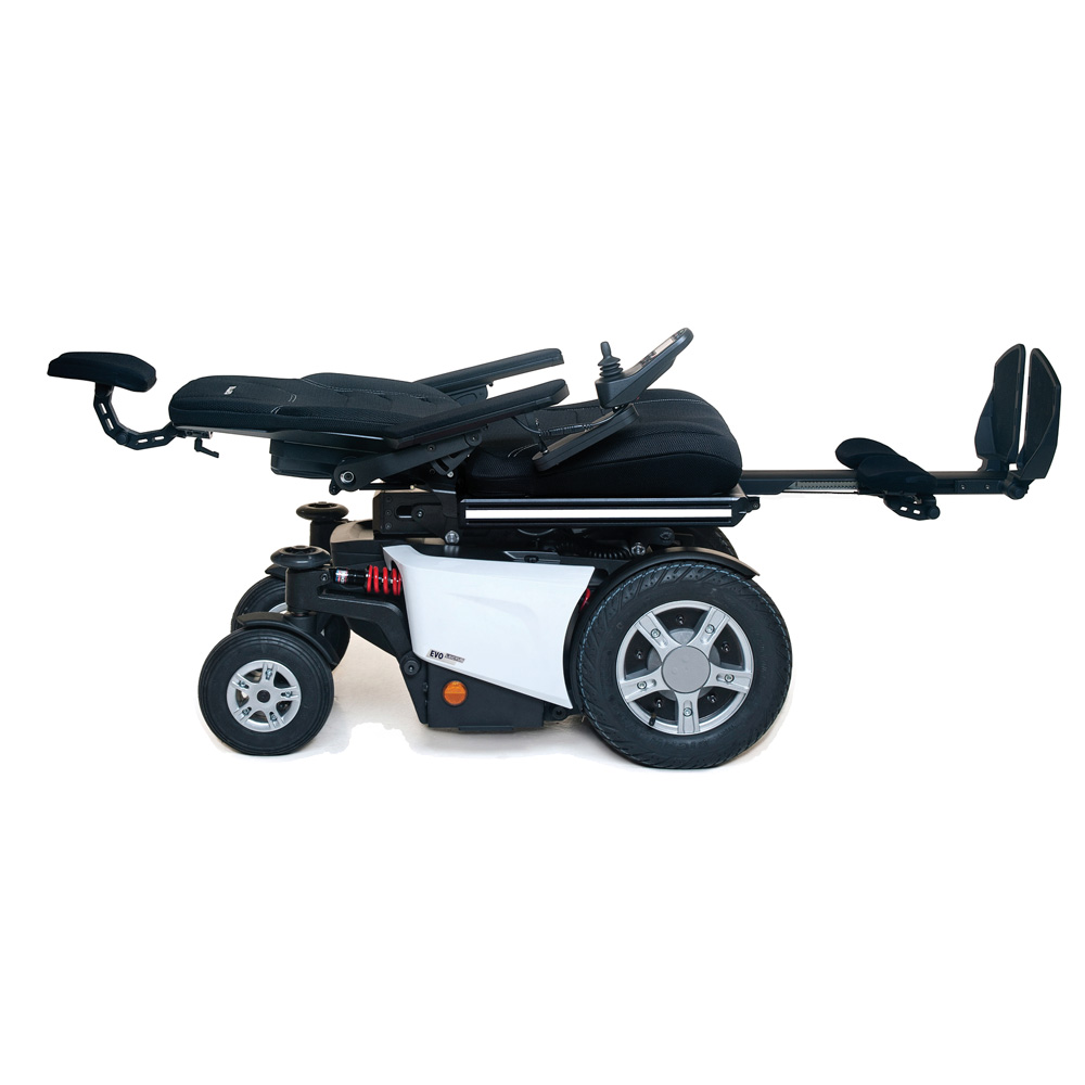 EVO LECTUS front wheel drive power wheelchair