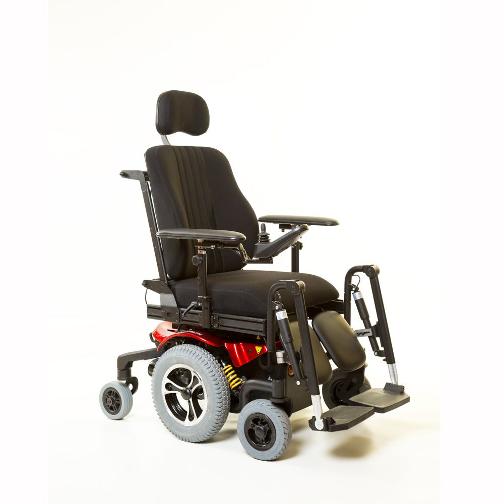 Electric wheelchairs power wheelchairs ac mobility for Mobility chair