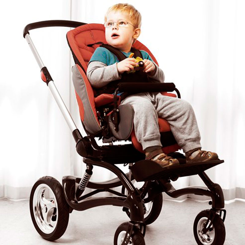R82 Stingray Special Needs Stroller 180 176 Turnable Seat