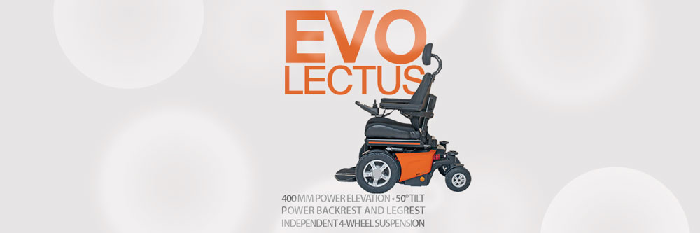 Evolectus Power Wheelchair Launching at ATSA!