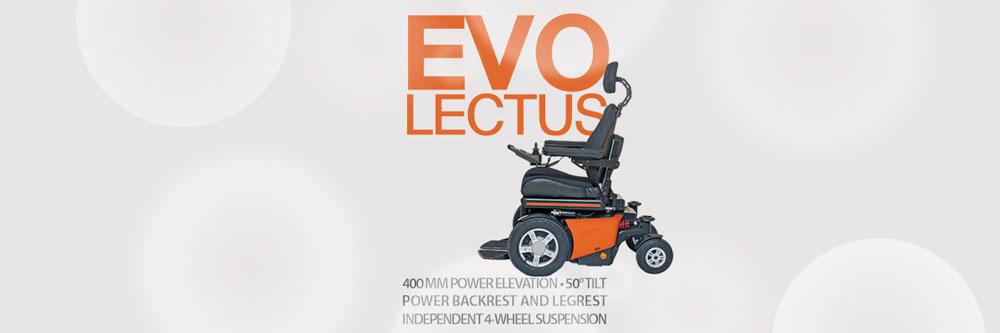 Evolectus Power Wheelchair Launching at ATSA!