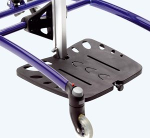 Foot plate - ensures the correct position of the feet