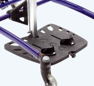 rabbit mobile stander Heel stops