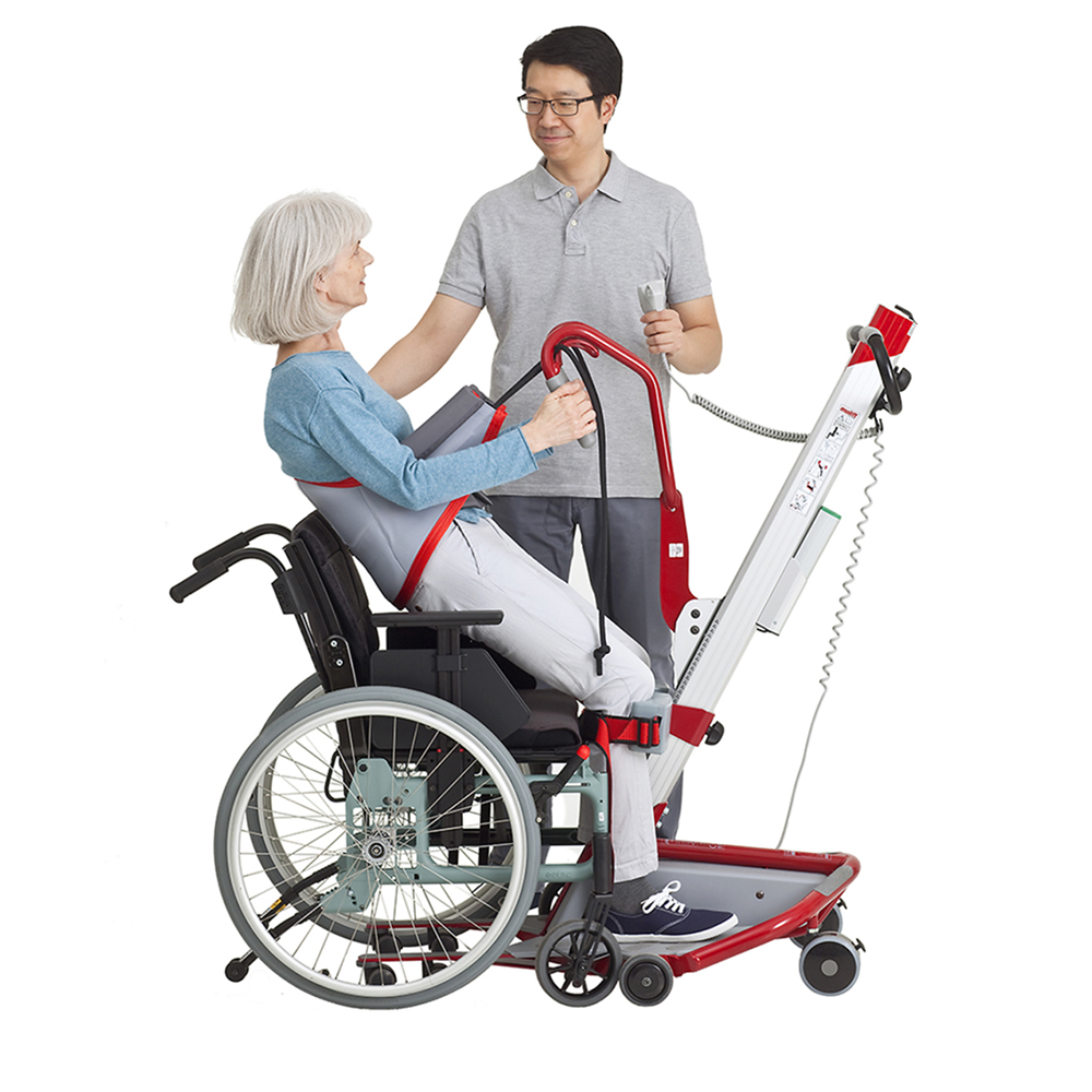 Molift Quick Raiser Sit to Stand Patient Lifter