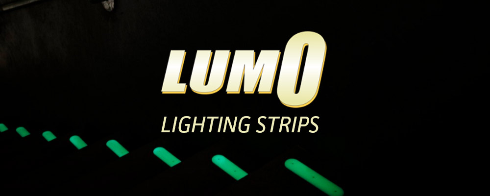 Lumo Lighting Strips for Accessibility & Safety