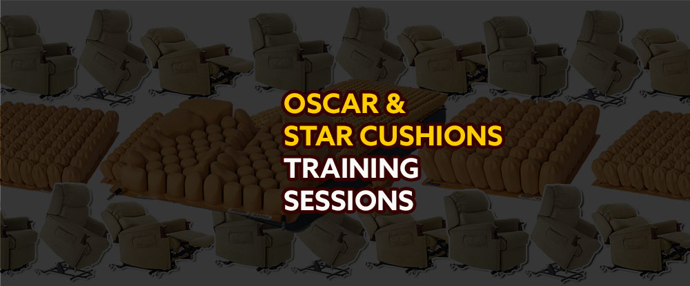 Oscar Furniture & Star Cushions Training Sessions