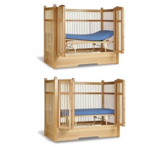 Safe Surround Plus Bed