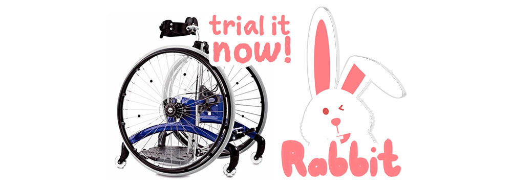 R82 Rabbit Stander – Available for Therapists to Trial!