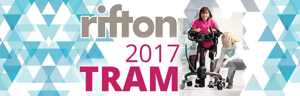 2017 Rifton TRAM