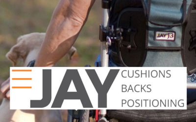 Jay Cushions, Backs, Positioning for Wheelchairs