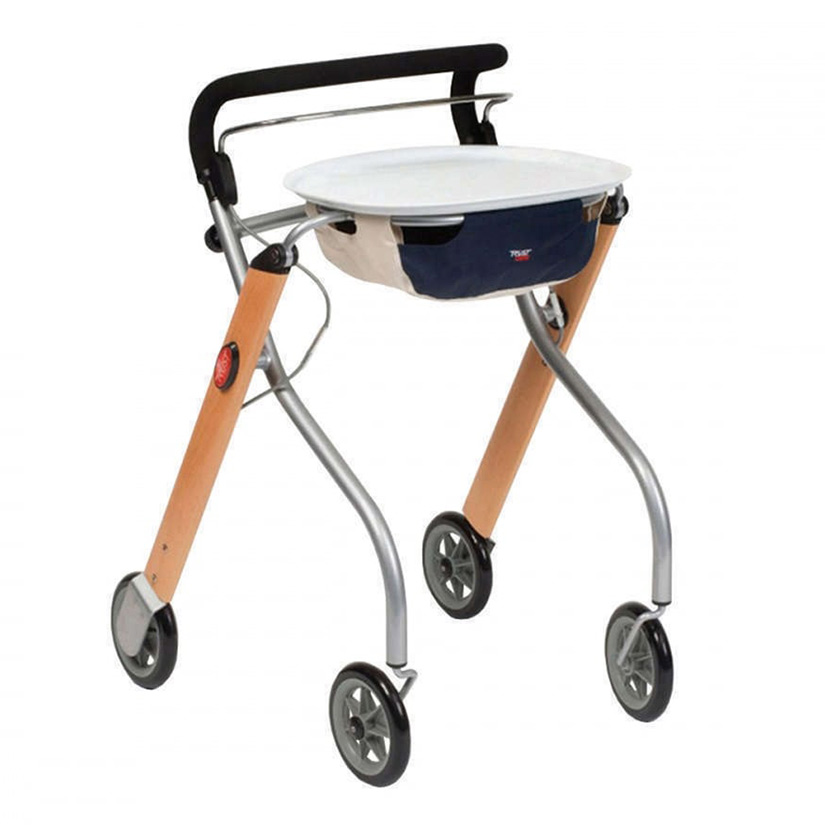 Trust Care Lets Go Indoors walker rollator 2