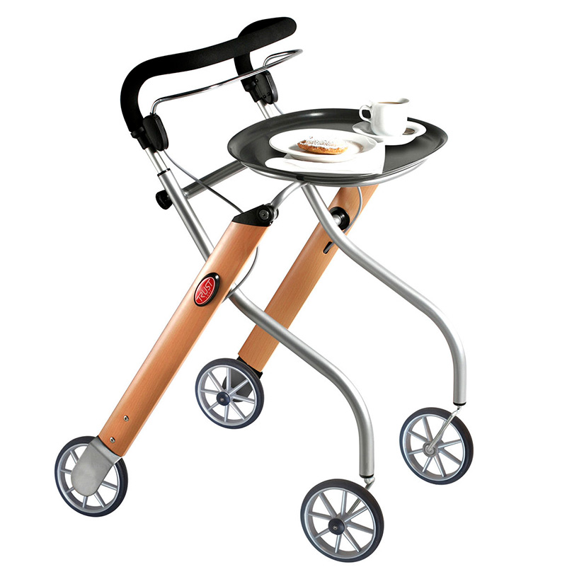 Trust Care Lets Go Indoors walker rollator