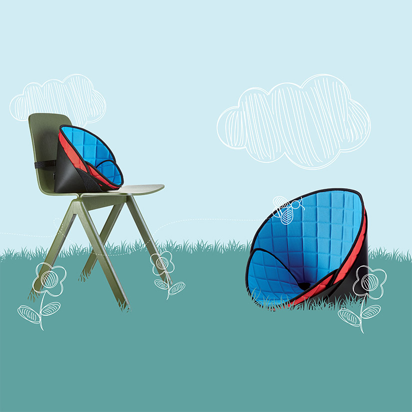 R82 Scallop Seat Seating For Special Needs Kids Ac