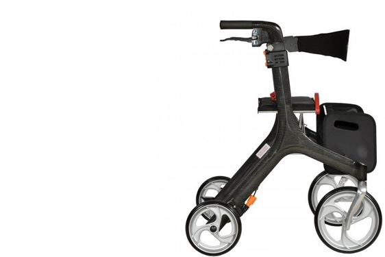 AC Mobility's range of wheeled walkers